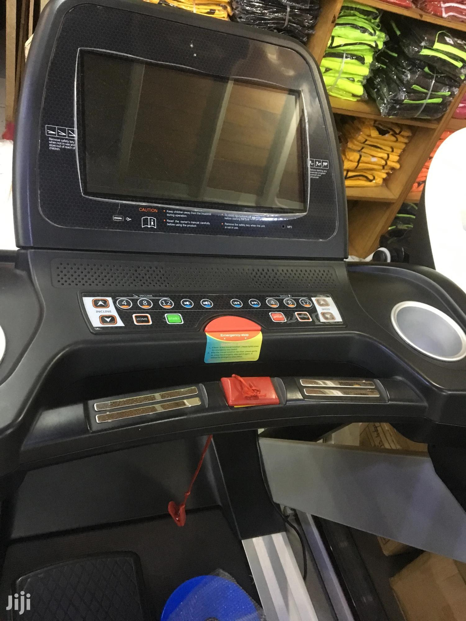 Treadmill For Commercial Use