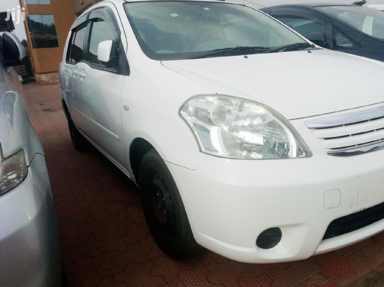Toyota Raum 2007 White