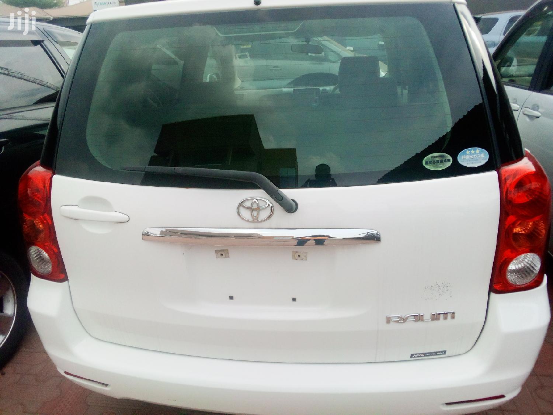 Toyota Raum 2007 White   Cars for sale in Kampala, Central Region, Uganda