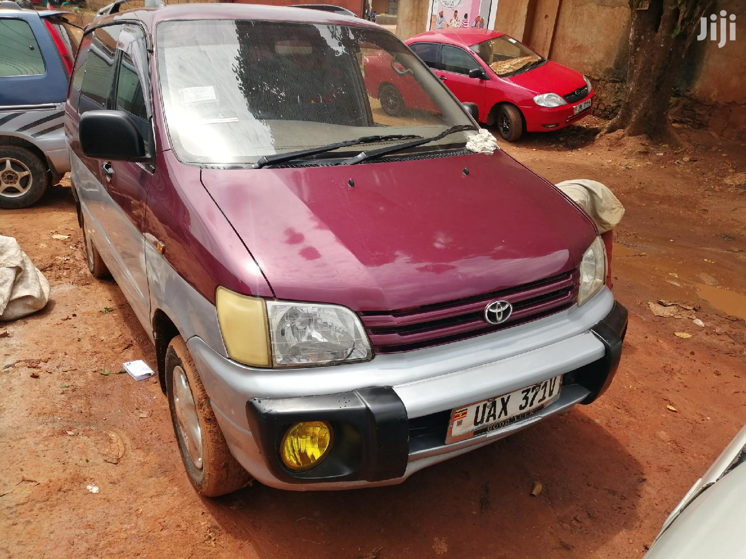 Toyota Noah 2000 Red | Cars for sale in Kampala, Central Region, Uganda