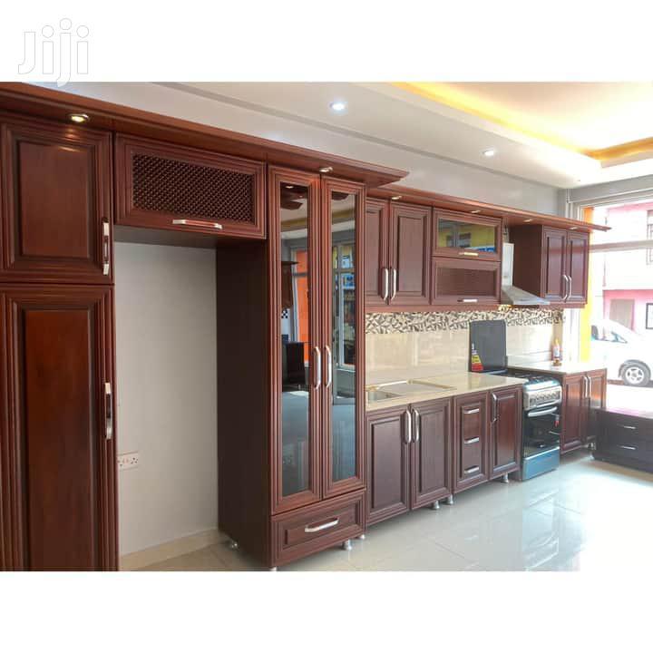 Mahogany Kitchen Cabinets In Kampala Furniture Bold Furniture Jiji Ug