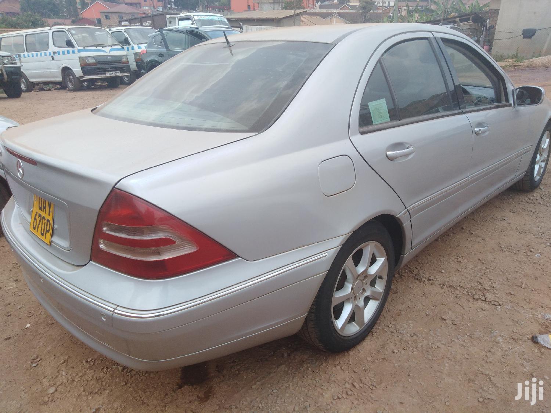 Mercedes-Benz E240 2004 Silver | Cars for sale in Kampala, Central Region, Uganda
