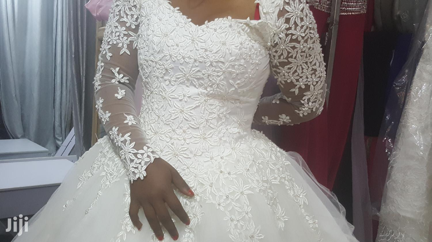 Archive: Wedding Ball Gown For Hire