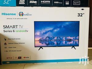 Hisense 32 Smart Tv.