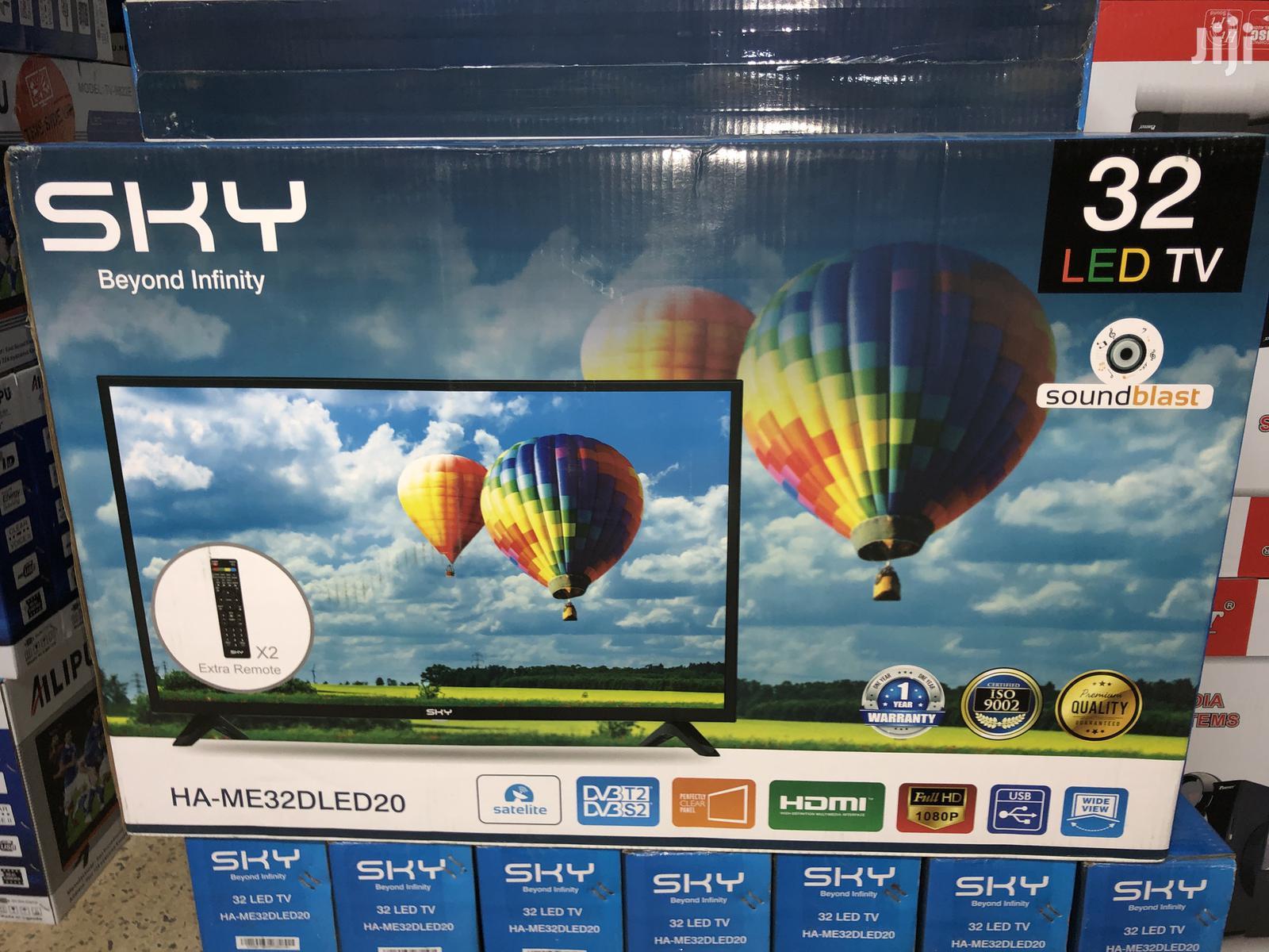 Sky Super Hd 32inch Digital Flat Screen Tv