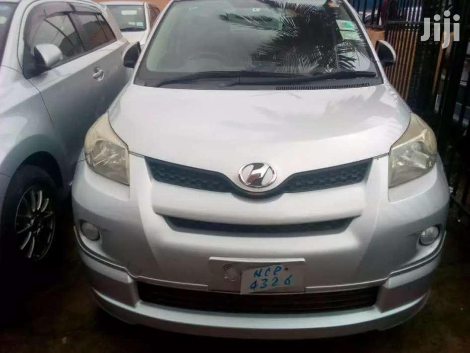 New Toyota IST 2008 Gray | Cars for sale in Kampala, Central Region, Uganda