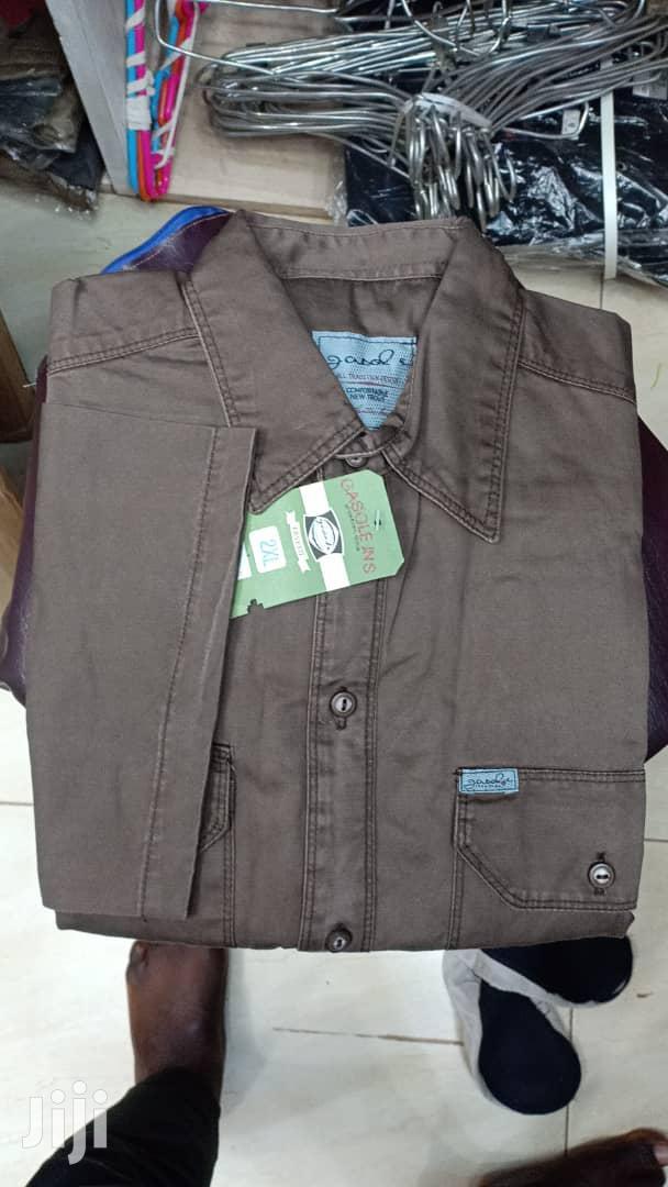 Khaki Shirts | Clothing for sale in Kampala, Central Region, Uganda