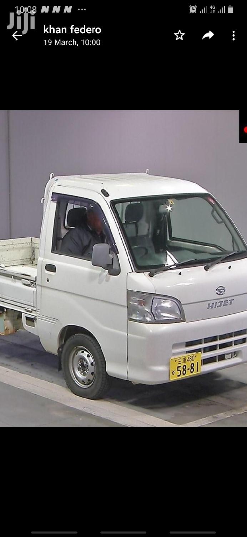 Archive: Daihatsu HIJET 2007 White