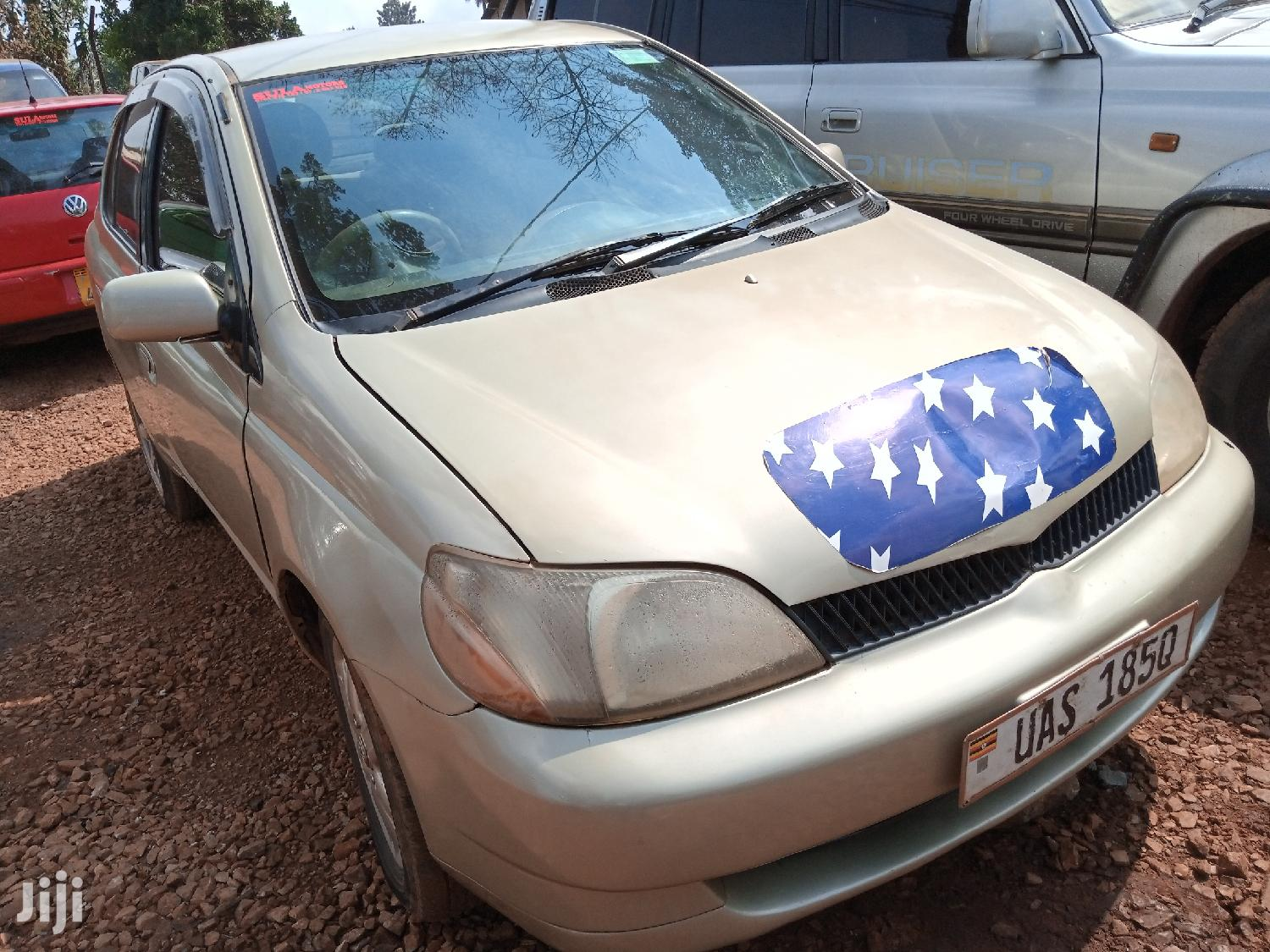 Toyota Platz 2003 Gold | Cars for sale in Kampala, Central Region, Uganda