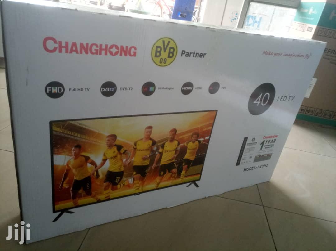 "Changhong 40""Inches Flat Screen Digitaltv"