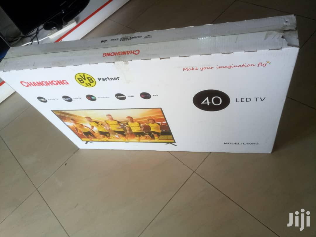 "It's A Brand New Box Changhong 40""Inches Digital TV"