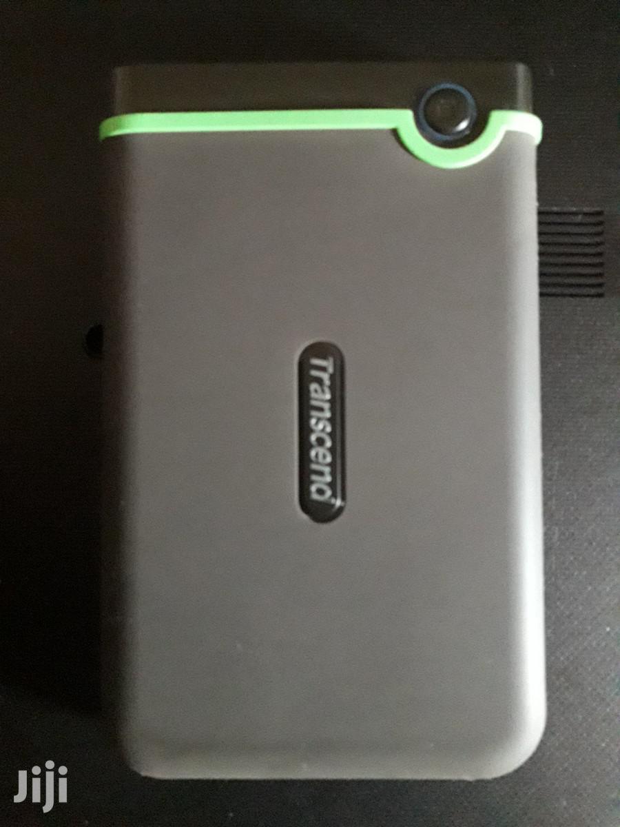 Brand New 2TB Transcend Portable Hard Drive