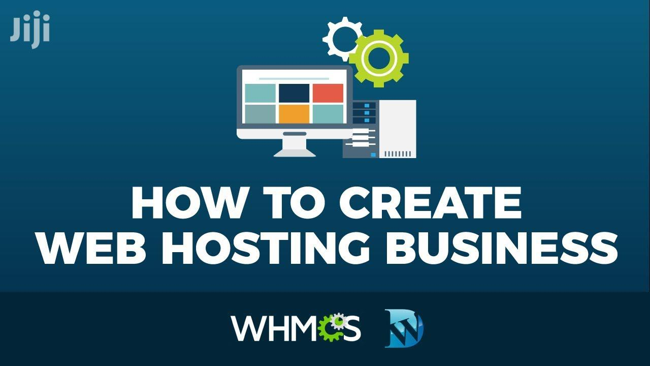 Easy to Start a Website Hosting Business.