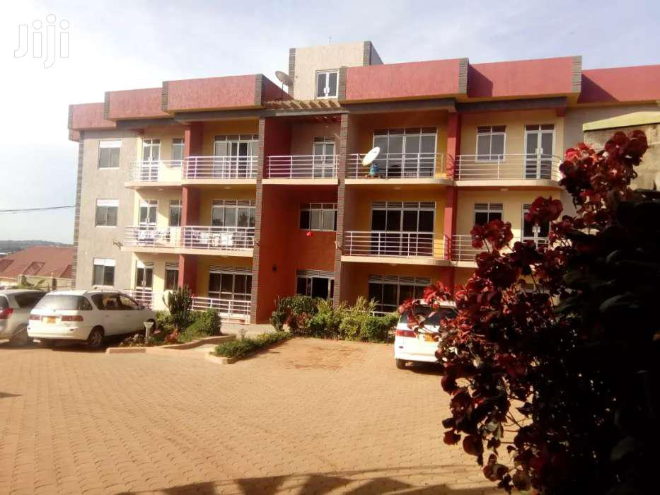 Three Bedrooms Apartment for Rent in Bweyogerere