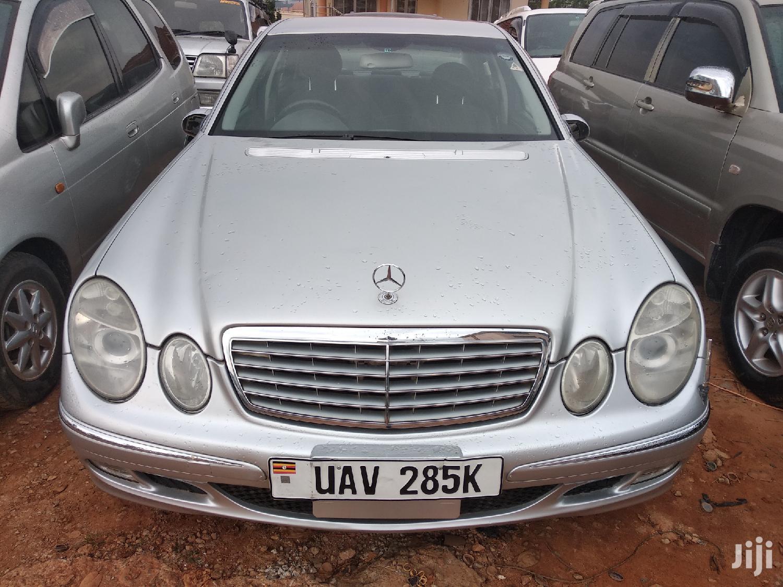 Archive: Mercedes-Benz E320 2011 Silver