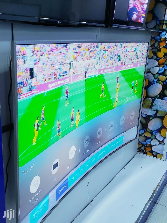 Orignal 65inches Samsung Curved Super Ultra Hd Tv