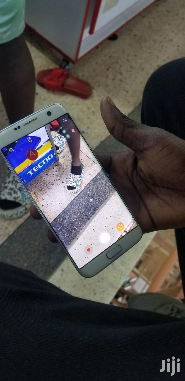 Samsung Galaxy S7 edge 64 GB White | Mobile Phones for sale in Kampala, Central Region, Uganda