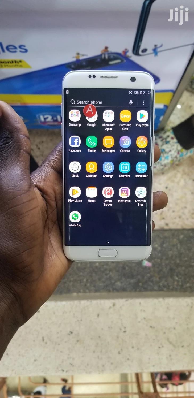 Samsung Galaxy S7 edge 64 GB White