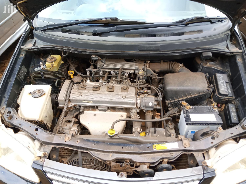 Archive: Toyota Spacio 2000 Black