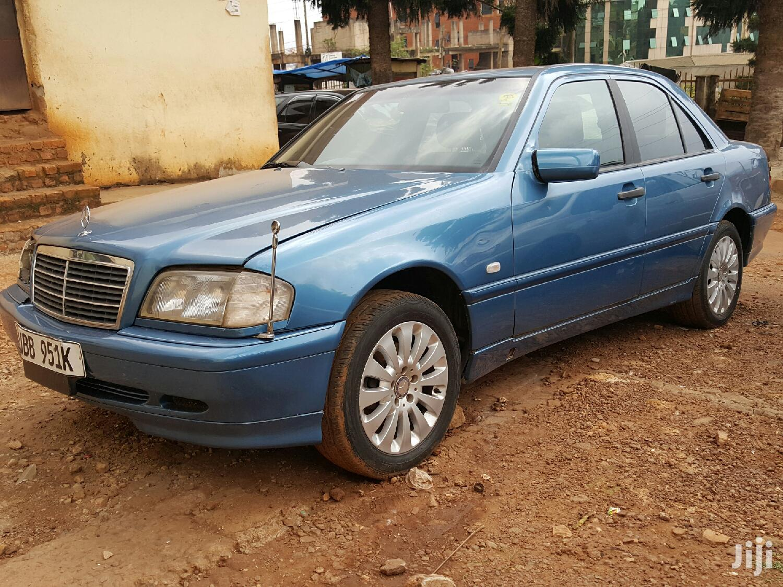 Mercedes-Benz C200 2000 Blue | Cars for sale in Kampala, Central Region, Uganda