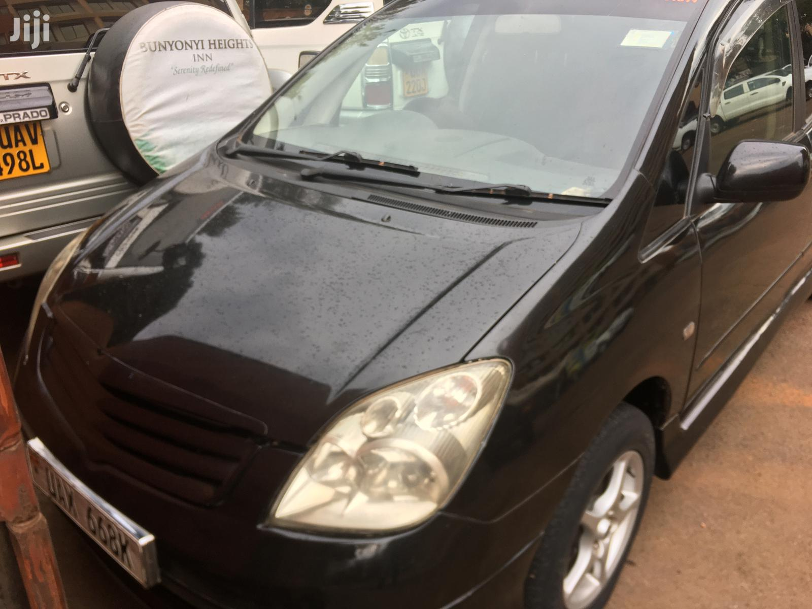 Toyota Spacio 2003 Black | Cars for sale in Kampala, Central Region, Uganda