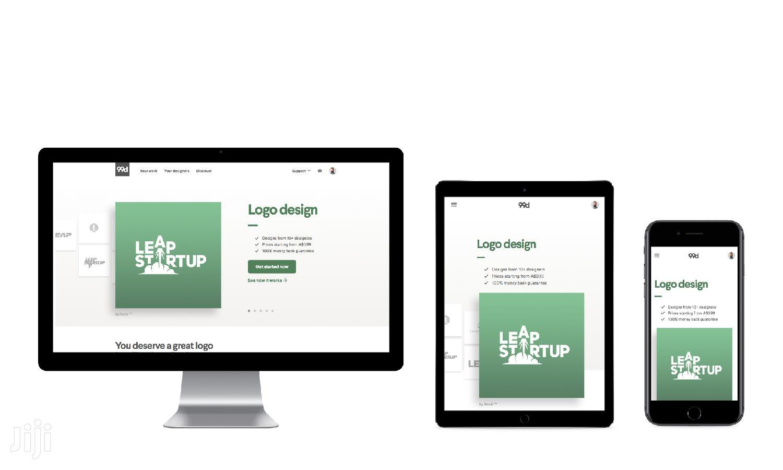 Website Design | Computer & IT Services for sale in Kampala, Central Region, Uganda