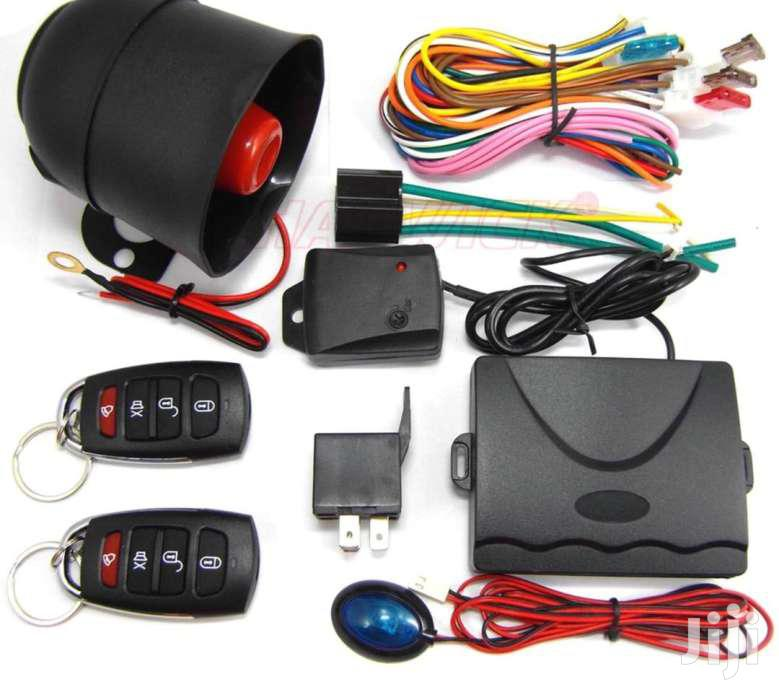 Chadwik New 1 Way Car Alarm Systems