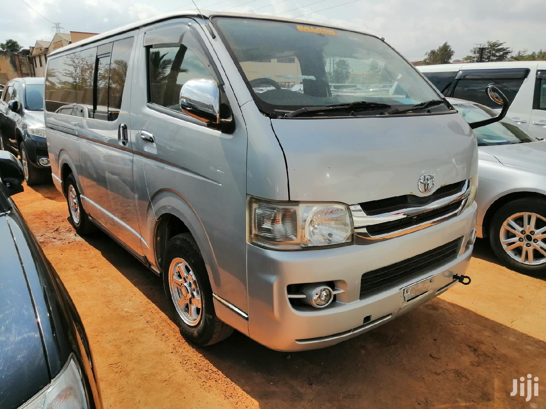 Toyota Haice 2008 Super GL | Buses & Microbuses for sale in Kampala, Central Region, Uganda