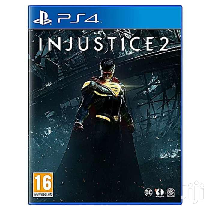 Game Injustice 2 PS4