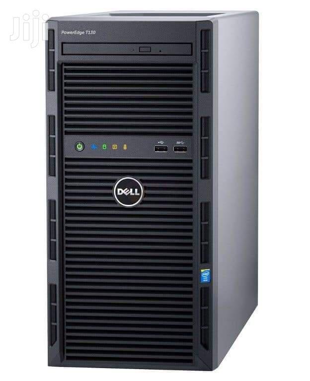 Server Dell PowerEdge T130 8GB Intel Xeon HDD 500GB