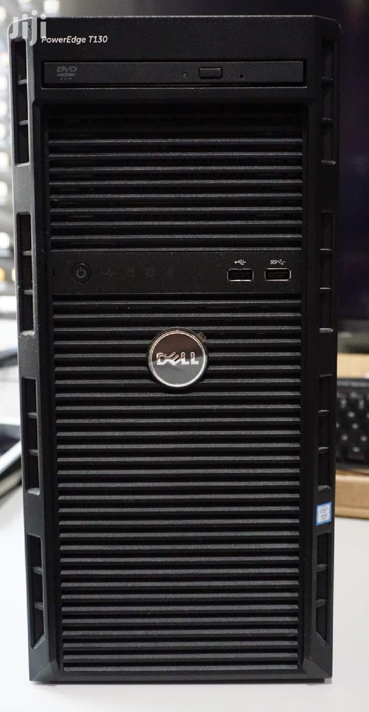 Server Dell PowerEdge T130 8GB Intel Xeon HDD 500GB | Laptops & Computers for sale in Kampala, Central Region, Uganda