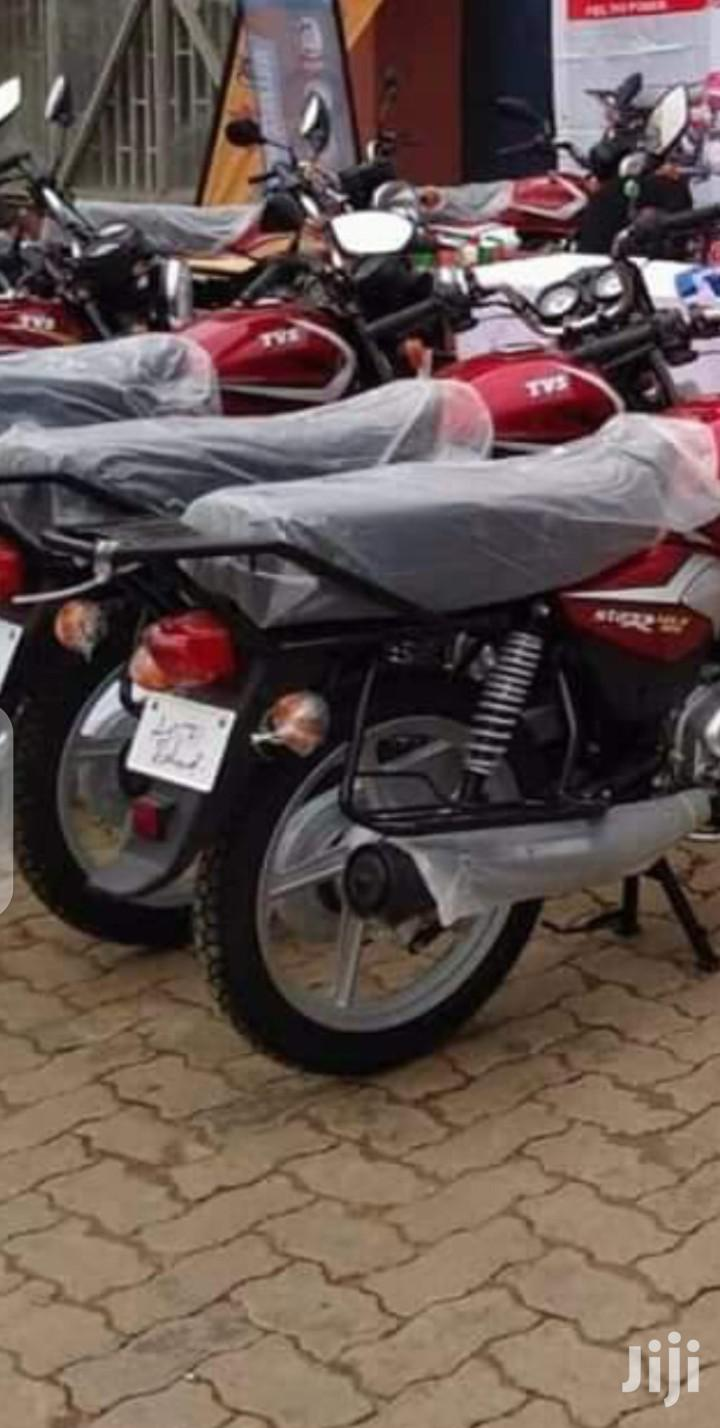 New TVS Apache 180 RTR 2020 Red | Motorcycles & Scooters for sale in Kampala, Central Region, Uganda
