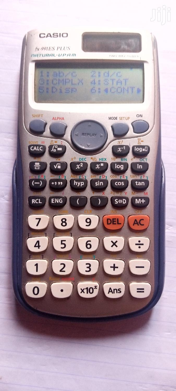 Archive: Scientific Calculator