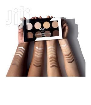 NYX Professional Makeup Highlight and Contour Kit,