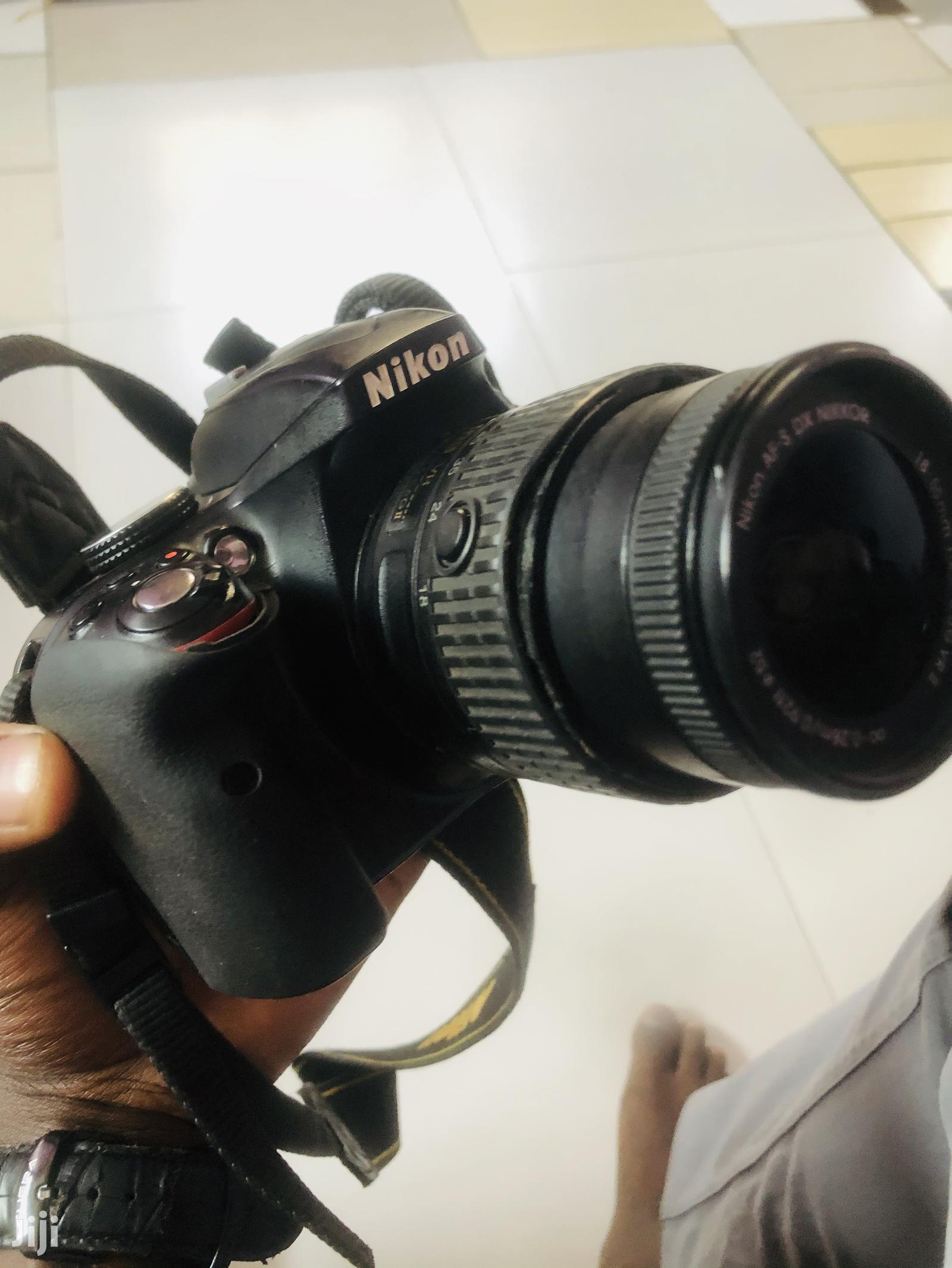 Used Nikon D3300