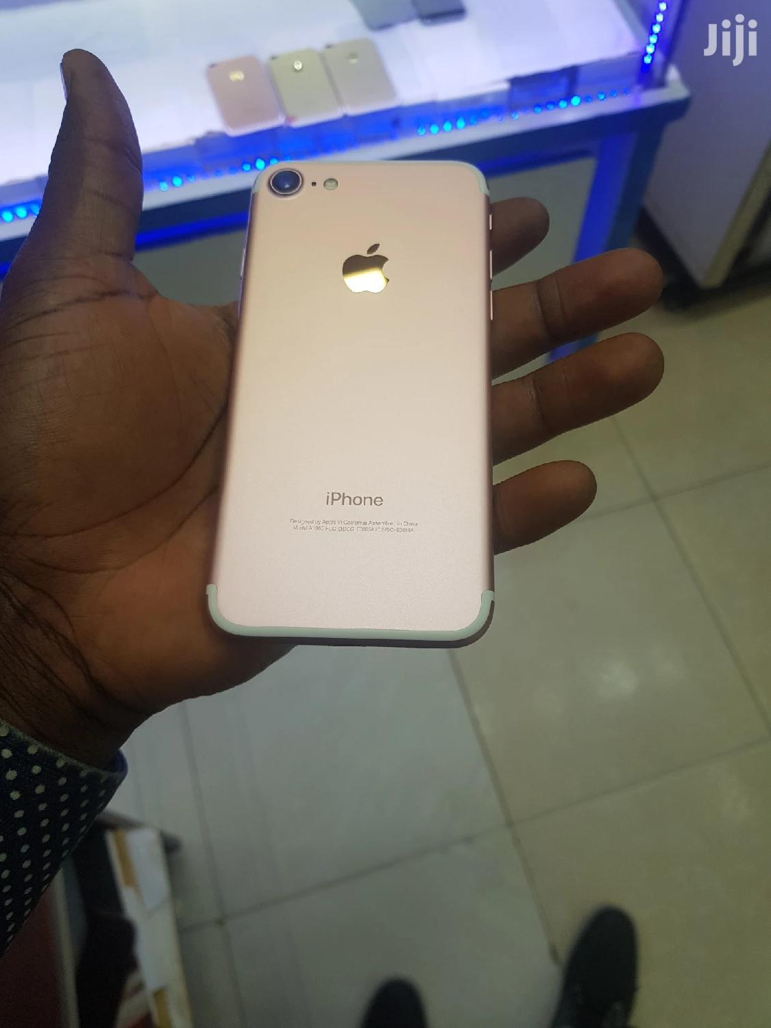Apple iPhone 7 128 GB Pink | Mobile Phones for sale in Kampala, Central Region, Uganda