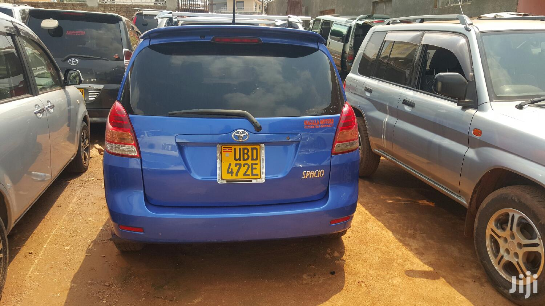 Toyota Spacio 2004 Blue | Cars for sale in Kampala, Central Region, Uganda