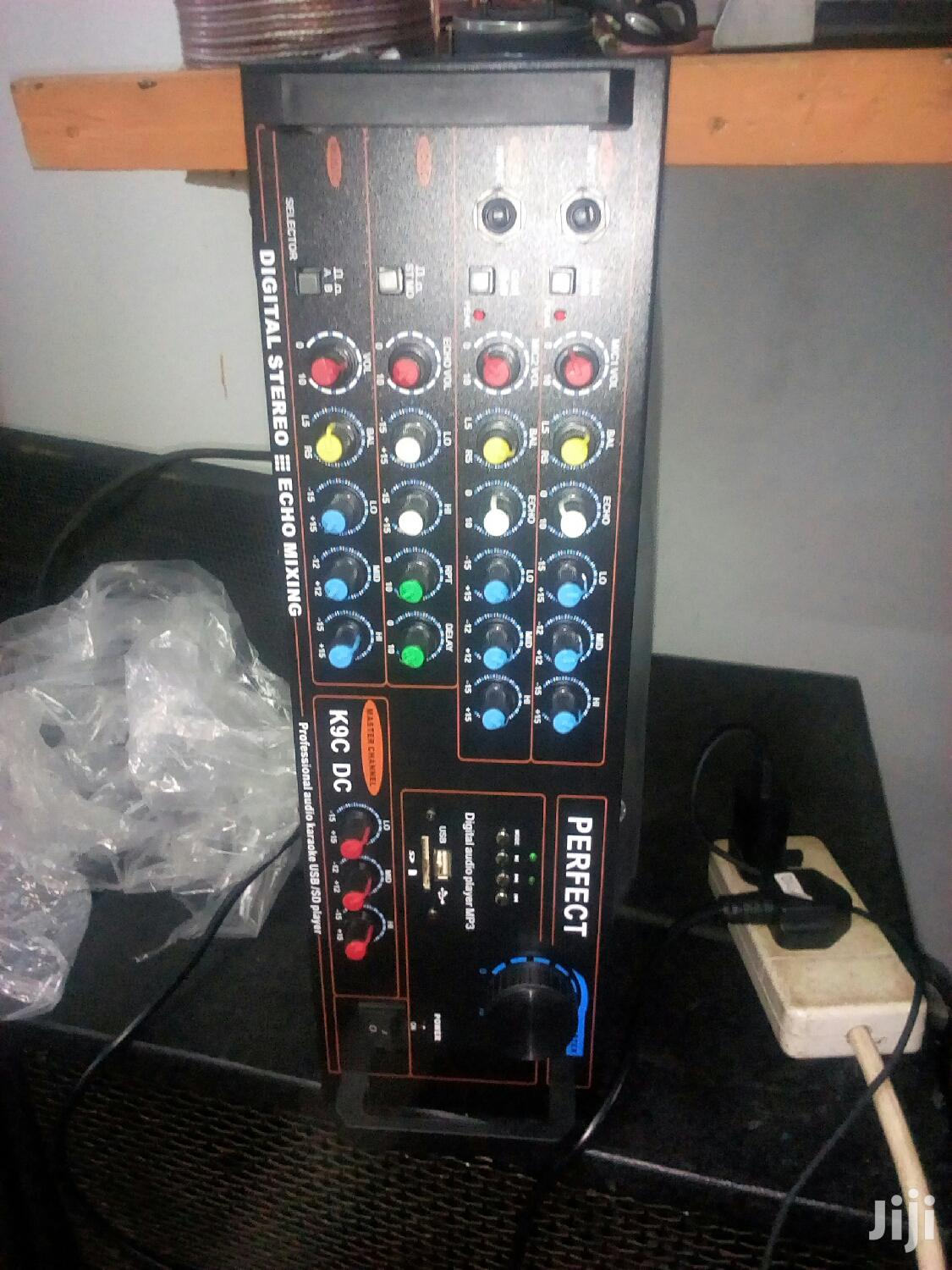 Amplifer(Perfect)Ac and Dc   Audio & Music Equipment for sale in Kampala, Central Region, Uganda