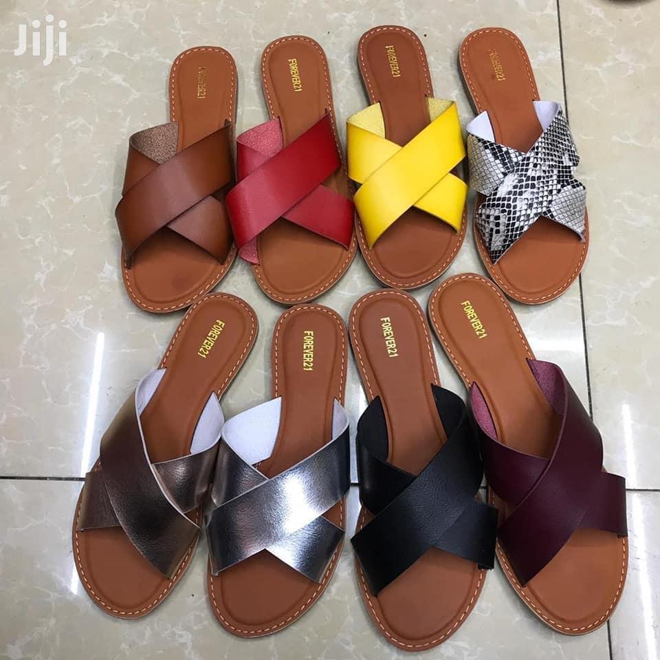 Forever21 Sandals | Shoes for sale in Kampala, Central Region, Uganda