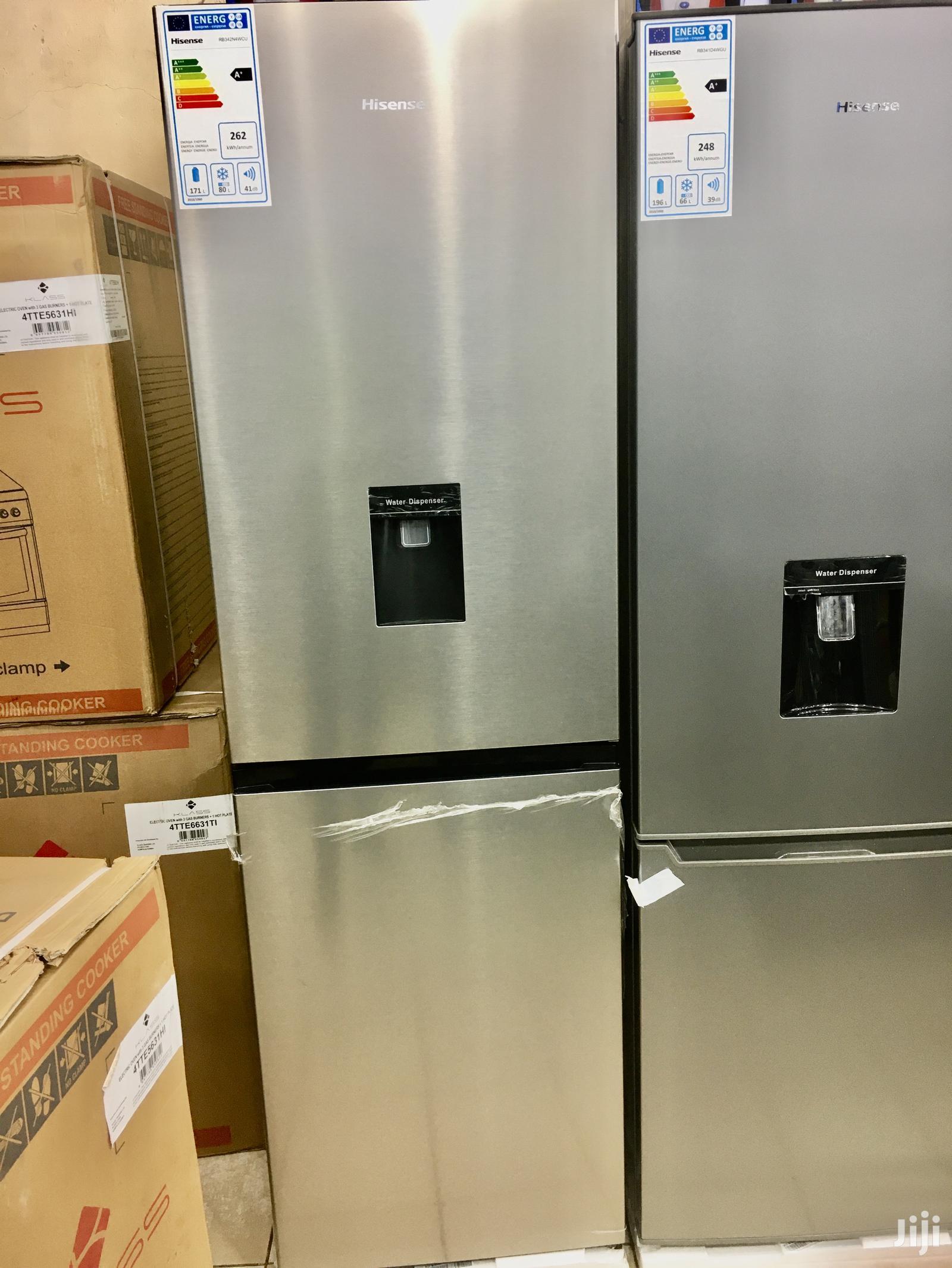 Hisense Fridge 342 Litres Frost Free | Kitchen Appliances for sale in Kampala, Central Region, Uganda