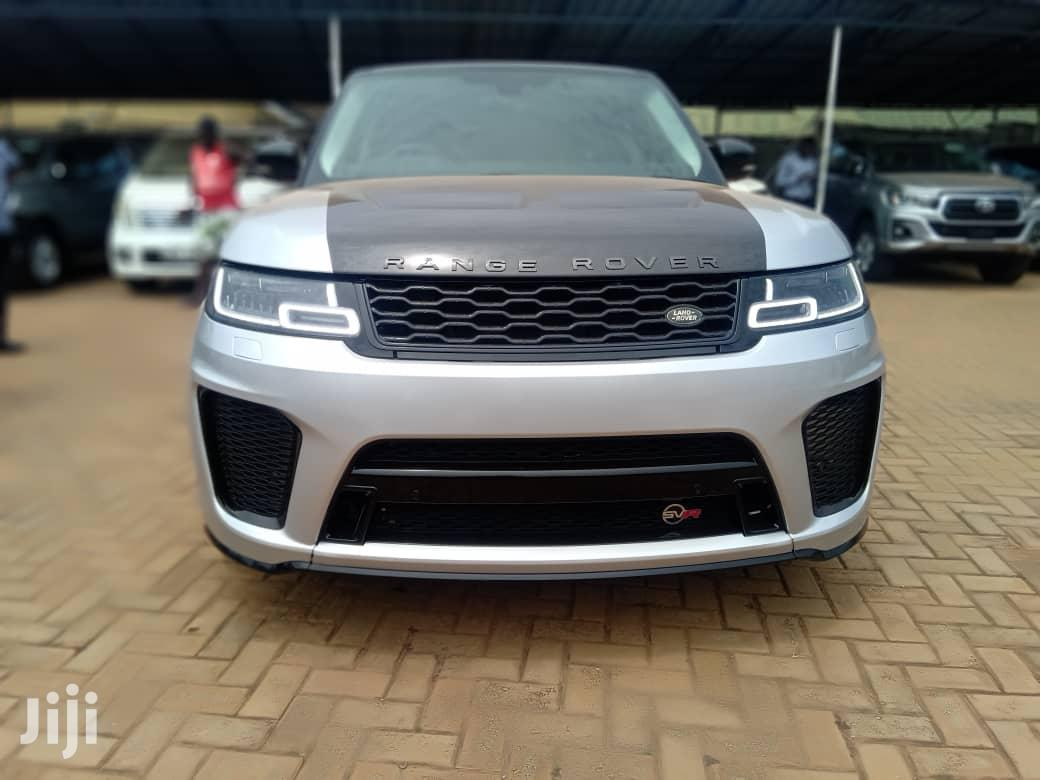 Archive: Land Rover Range Rover Sport 2017 Silver