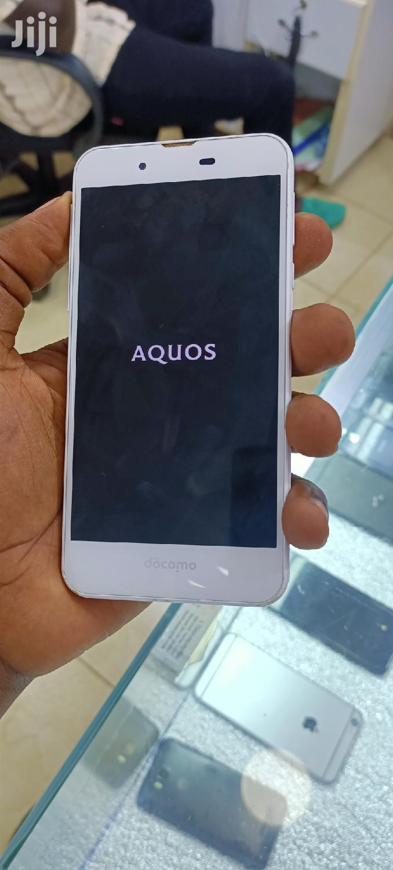 Sharp Aquos Crystal 2 16 GB White