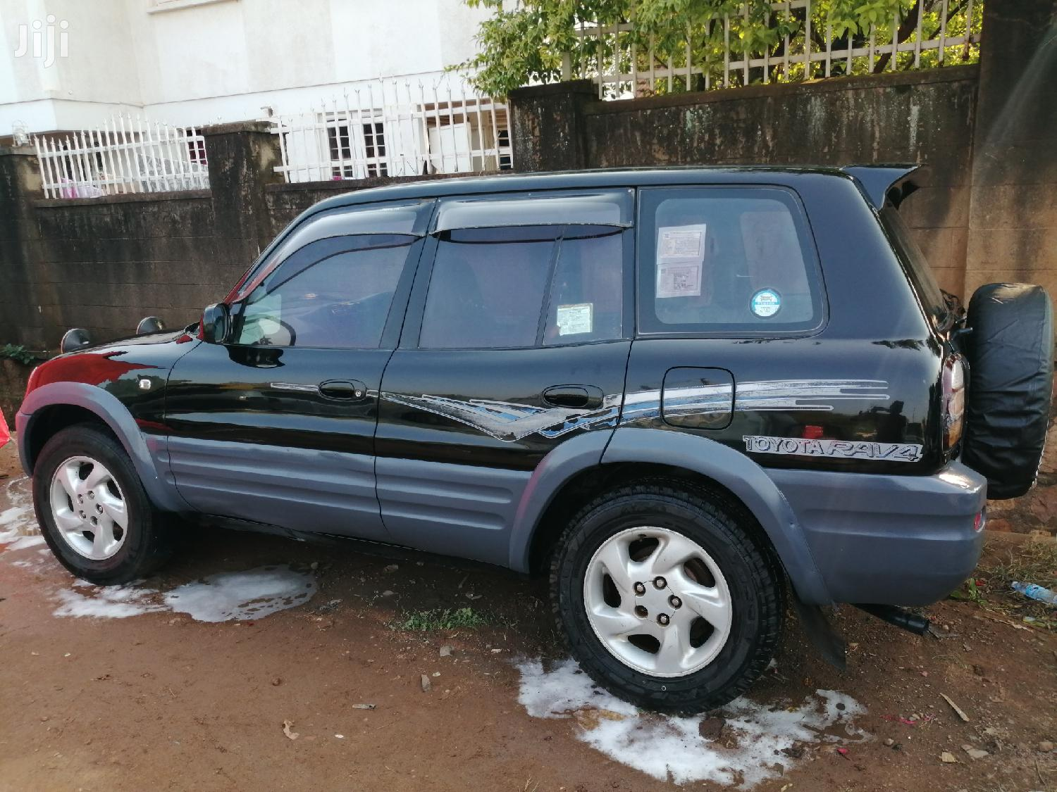 Toyota RAV4 1999 Black | Cars for sale in Kampala, Central Region, Uganda