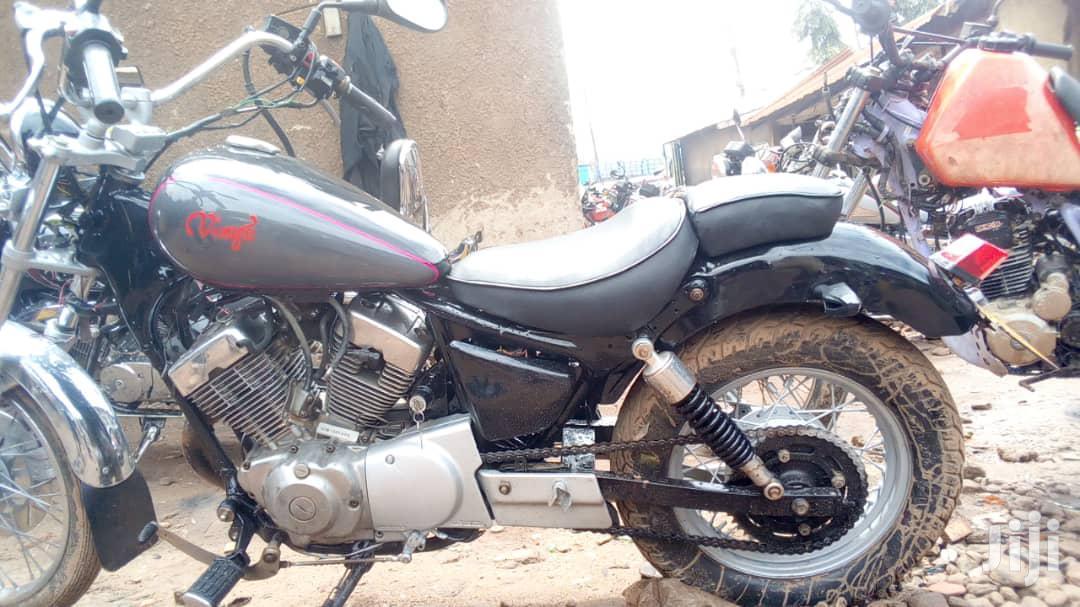 Archive: New Yamaha Virago 2000 Black