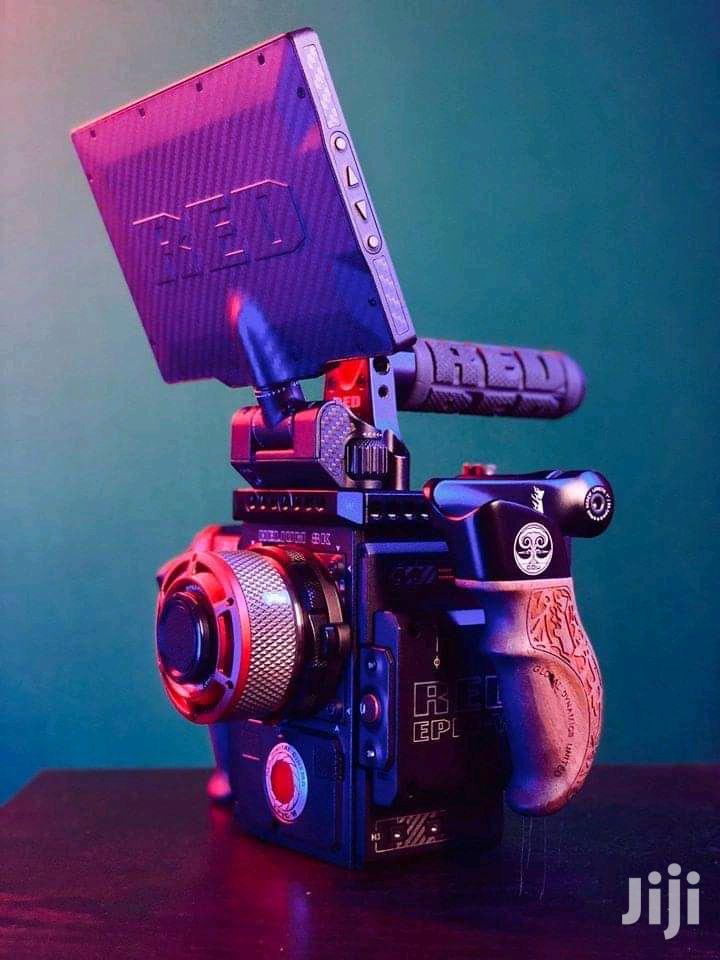 Red Eye Camera
