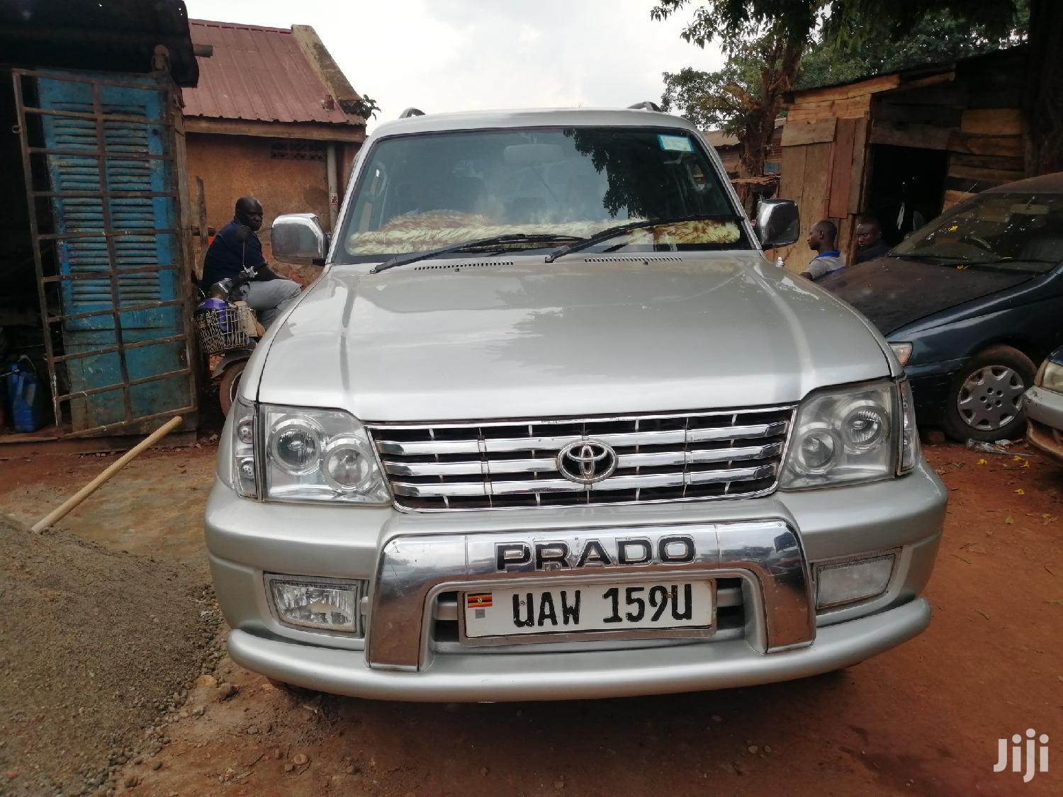 Toyota Land Cruiser Prado 1998 Silver | Cars for sale in Kampala, Central Region, Uganda