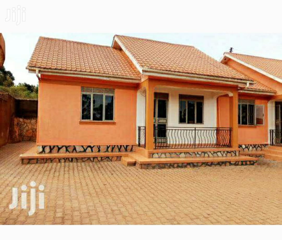 Namugongo 2bedrooms 2bathrooms Self Contained House for Rent