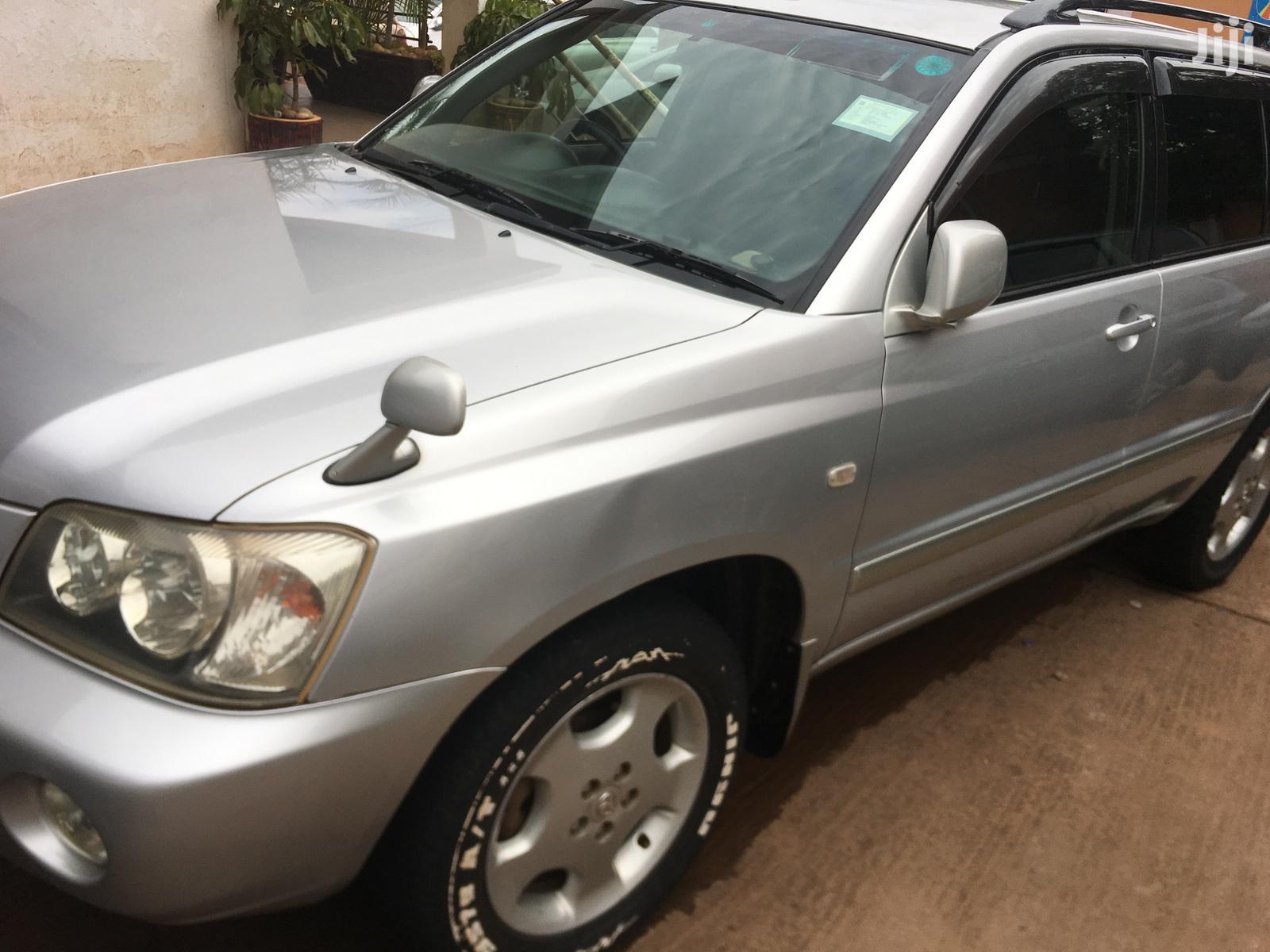 Toyota RAV4 2002 Silver | Cars for sale in Kampala, Central Region, Uganda