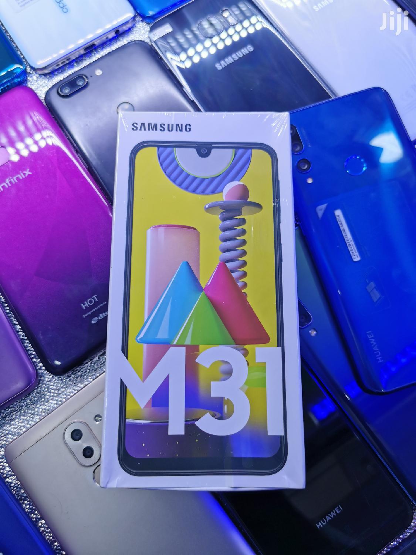 New Samsung Galaxy M31 128 GB