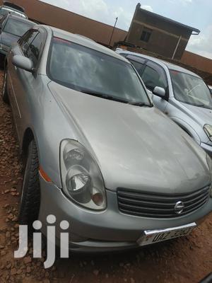 Nissan Skyline 2003 Silver